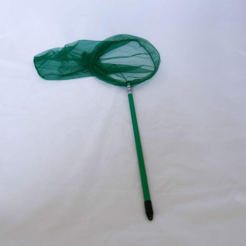 Vangnet groen 26 cm.