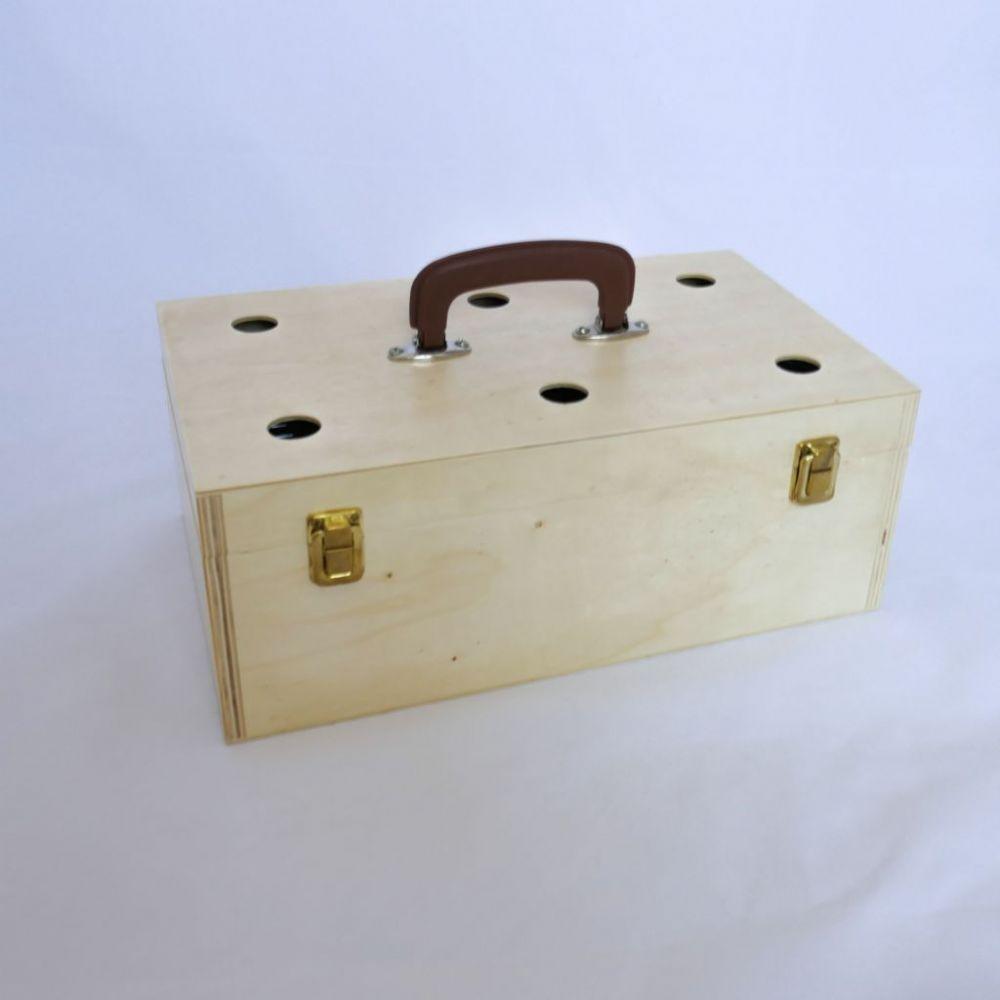 Koffer 3 delig