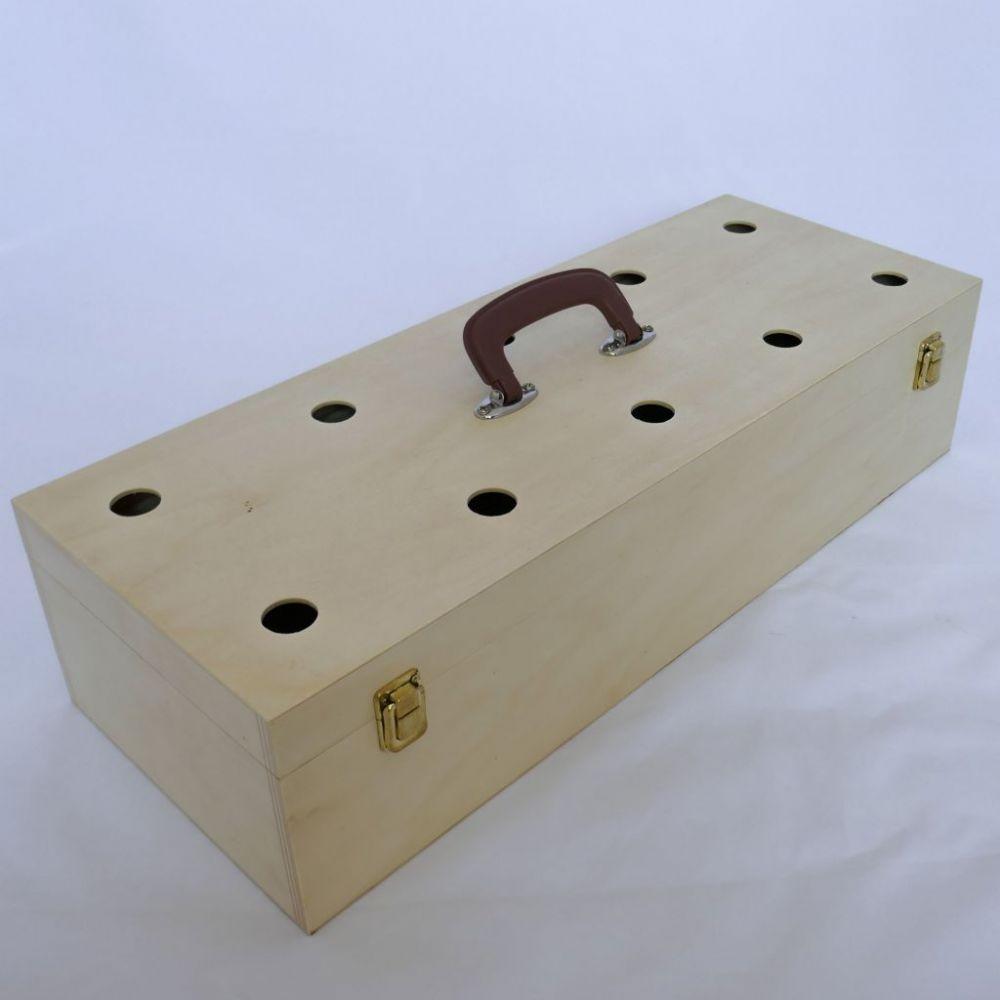 Koffer 5 delig