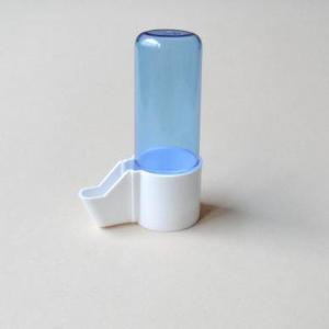 Fontein mini hoge voet blauw