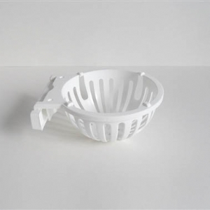 Plastic nest York 12 cm.