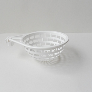 Plastic nest 11 cm. + houder