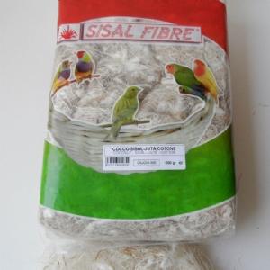 Sisal Fibre gemengd 500 gr