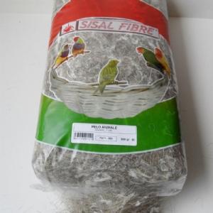 Sisal Fibre dierenhaar 500 gr