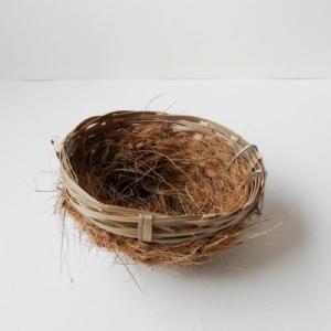 Kanarienest cocos/pitriet