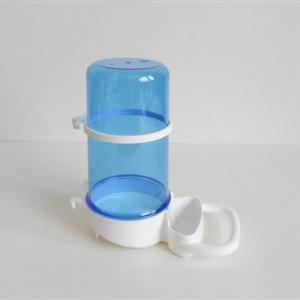Fontein Bari breed blauw