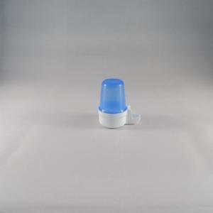 Fontein 40 cc lage voet blauw