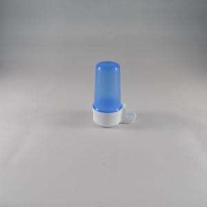 Fontein 60 cc lage voet blauw