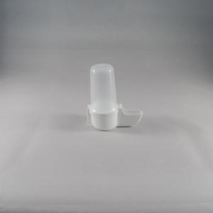 Fontein 60 cc hoge voet wit