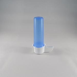 Fontein 100 cc hoge voet blauw