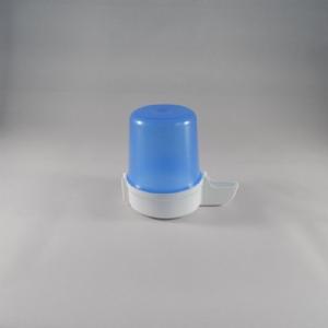 Fontein 260 cc laag blauw