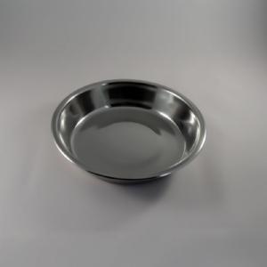 RVS badschaal 20 cm.