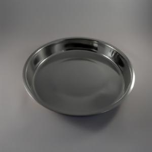 RVS badschaal 30 cm.